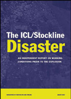 ICL disaster report cover